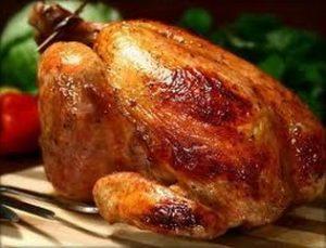 pollo asado provenza