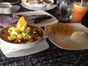 Restaurante Mirador Del Atico en Bucaramanga