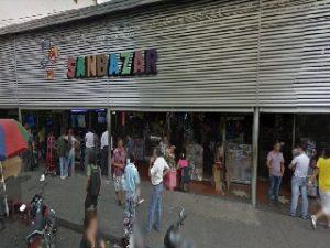 Centro Comercial San Bazar en Bucaramanga