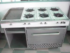 """Acero & Gas Industrial """"Cocinas Industriales"""