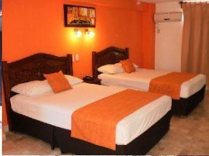 Hotel Veracruz en Bucaramanga